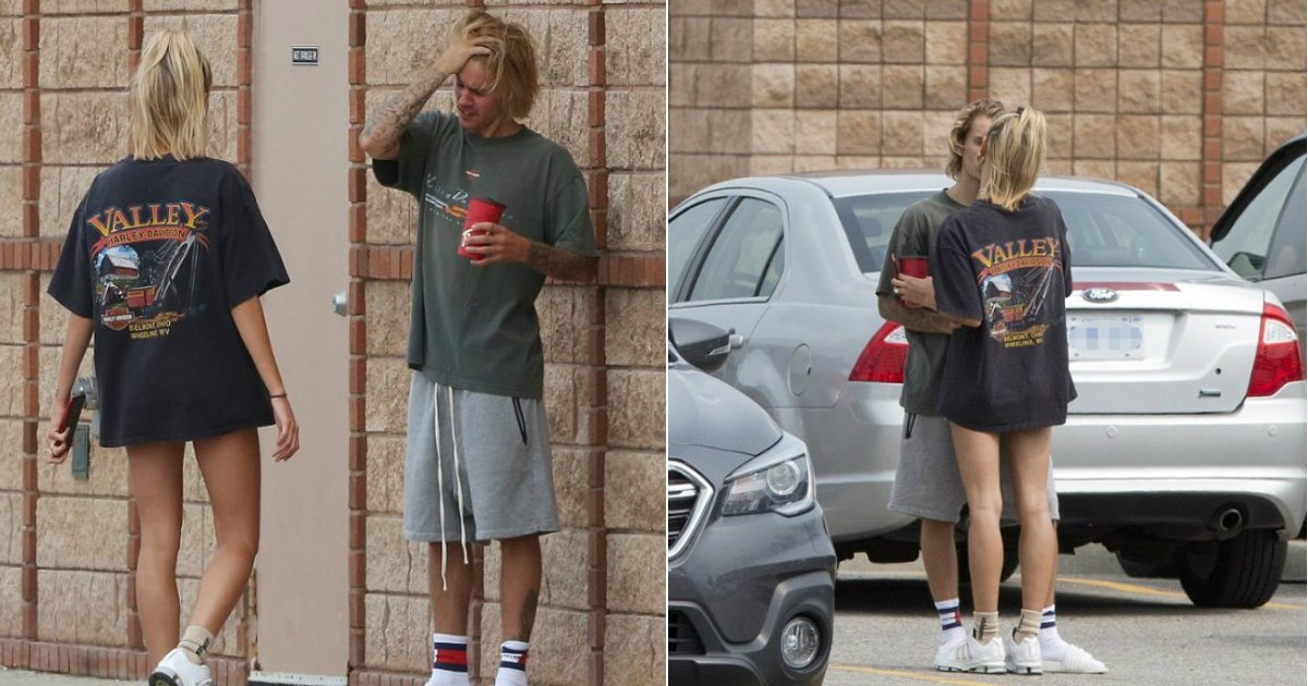 bieber.jpg?resize=300,169 - Justin Bieber éclate en sanglots jusqu'à ce que sa fiancée Hailey Baldwin le réconforte.
