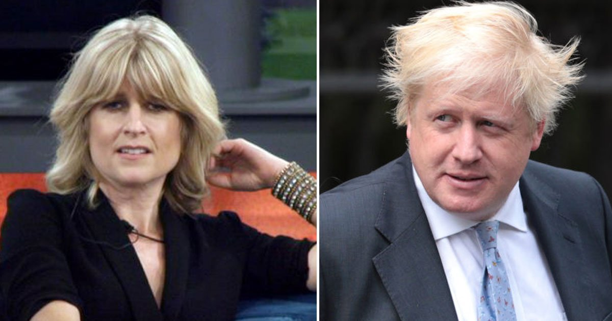 "boris johnson and rachel johnson burqa.jpg?resize=636,358 - ""No, Boris Did Not Go Too Far – He Did Not Go Far Enough"", Says Boris Johnson's Sister Rachel Johnson After His Controversial Burqa Comment"