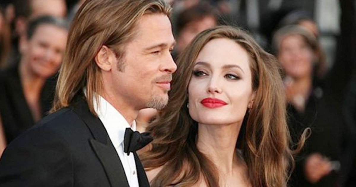 brad pitt angelina jolie 1.jpg?resize=412,232 - Brad Pitt Angry At Angelina For Going Public With Child Support Battle, Fears She Will Flee To Britain With Their Children