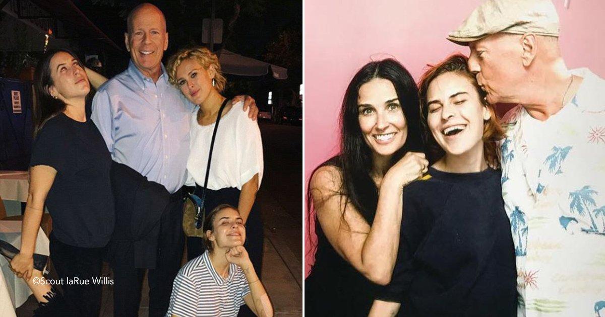 bruce.jpg?resize=300,169 - Bruce Willis y Demi Moore se reúnen para el cumpleaños 30 de su hija Rumer