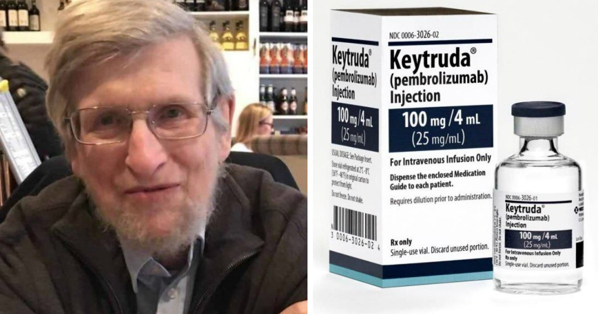 cancer medicine.jpg?resize=648,365 - De la mort imminente à la santé éclatante, cet homme prouve-t-il que les médecins ont finalement trouvé le moyen de vaincre le cancer?