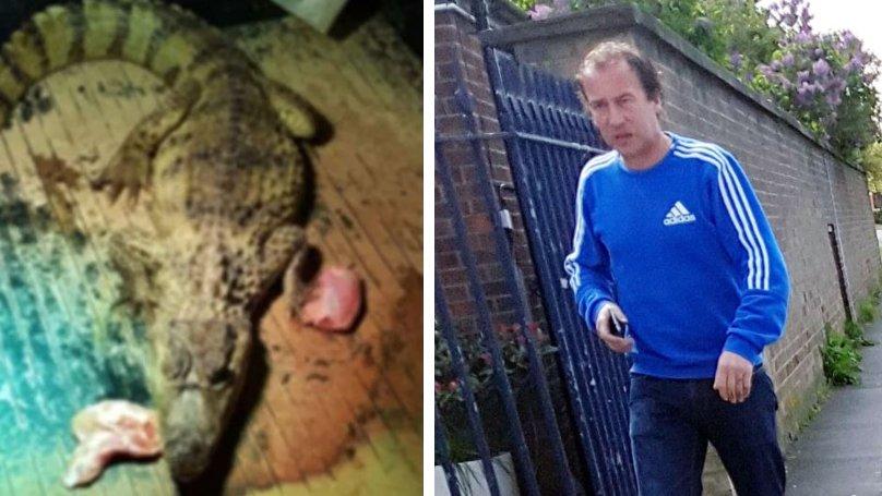 capa.png?resize=300,169 - A polícia está atrás de um homem do Reino Unido que mantinha um crocodilo em seu quarto