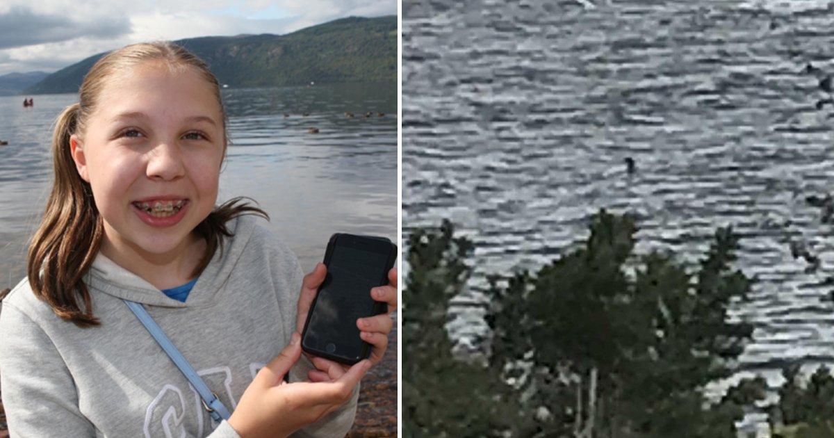 capa00000tfrut.png?resize=636,358 - Garotinha captura a melhor foto do 'Monstro do Lago Ness' já tirada