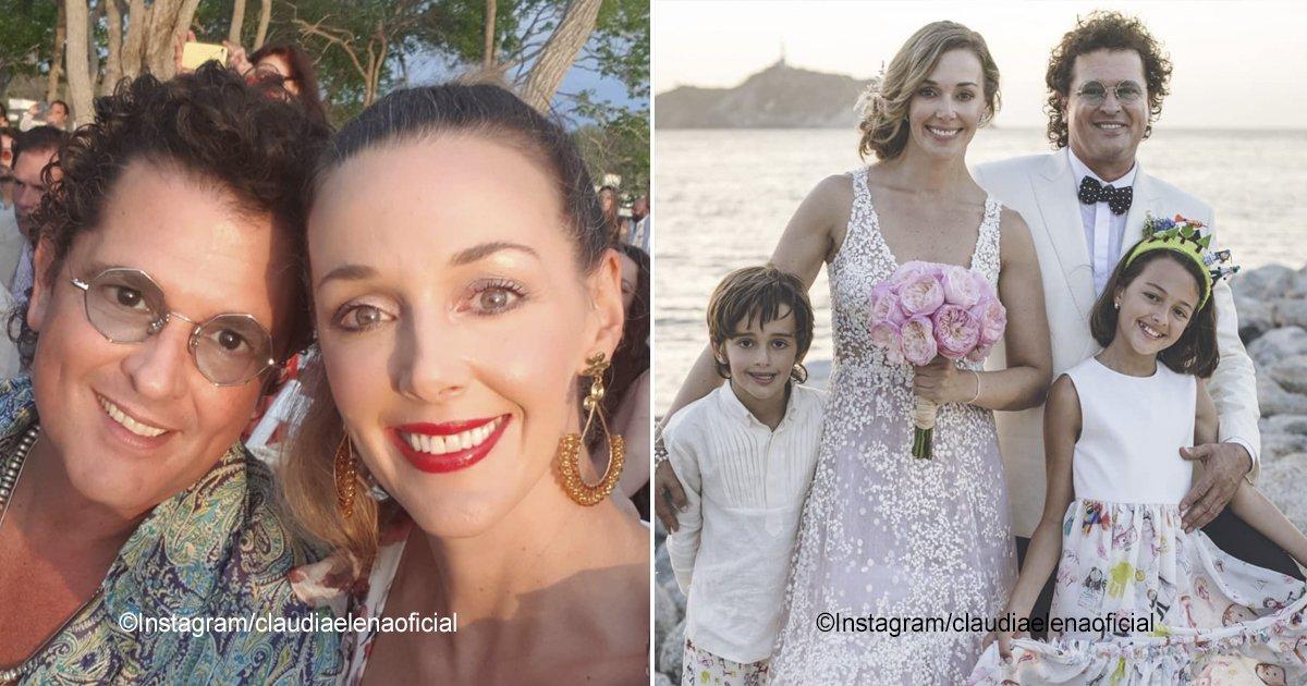 carlosvives.jpg?resize=300,169 - Después de 10 años de feliz unión, Carlos Vives y su bella esposa se juran nuevamente amor eterno en una ceremonia privada
