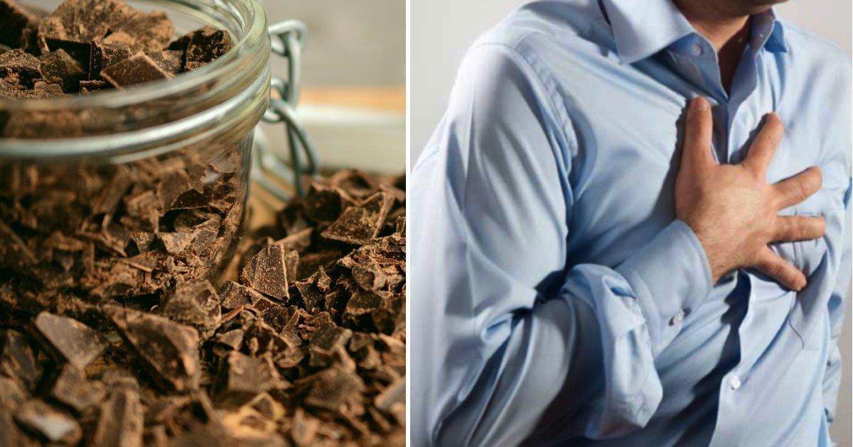 chocolate.jpg?resize=412,232 - Comer tres barras de chocolate por mes reduce el riesgo de insuficiencia cardíaca en un 17%