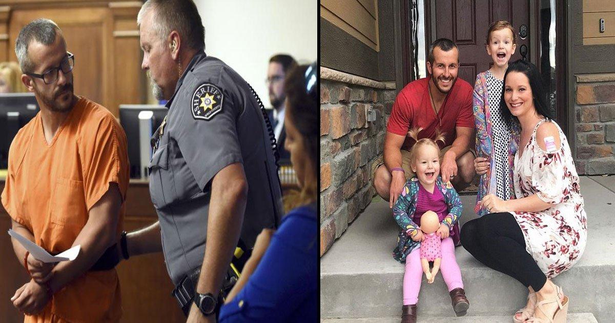 chris watts arrested kill wife shanann5.jpg?resize=412,232 - Chris Watts é preso depois de confessar ter matado as duas filhas e a esposa grávida