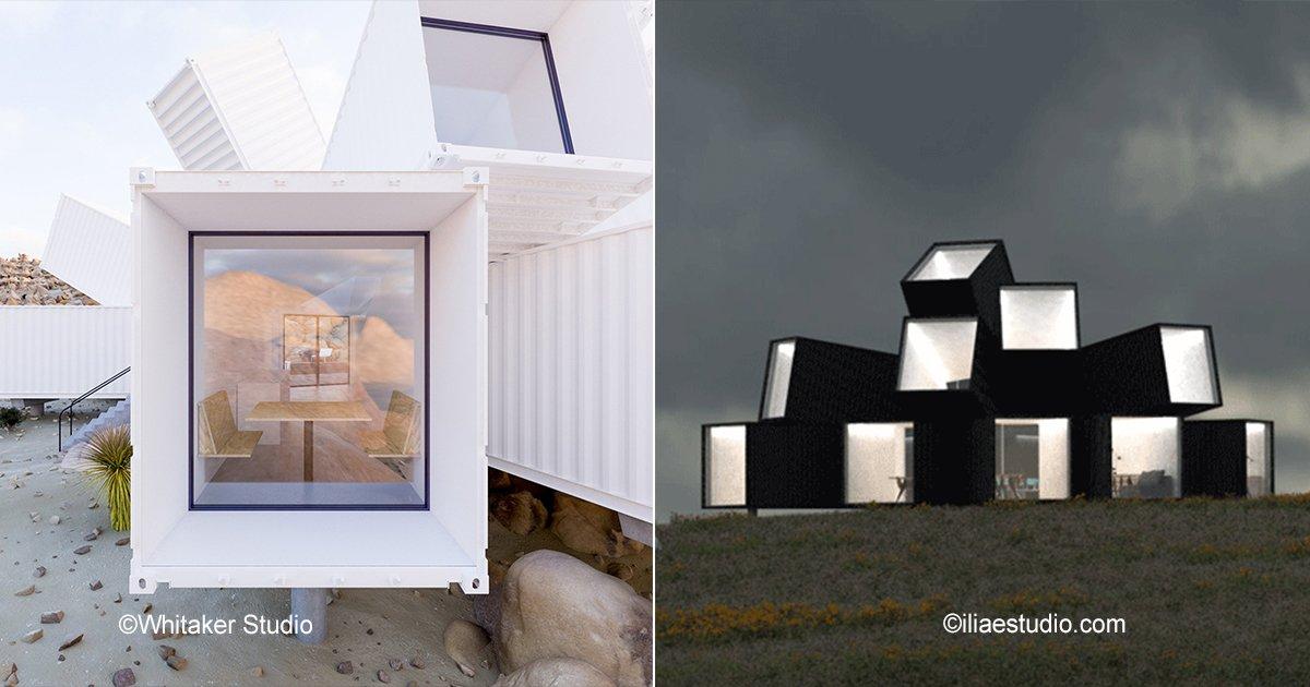containers.jpg?resize=300,169 - Esta es la impresionante casa hecha de contenedores de carga, su diseño es espectacular