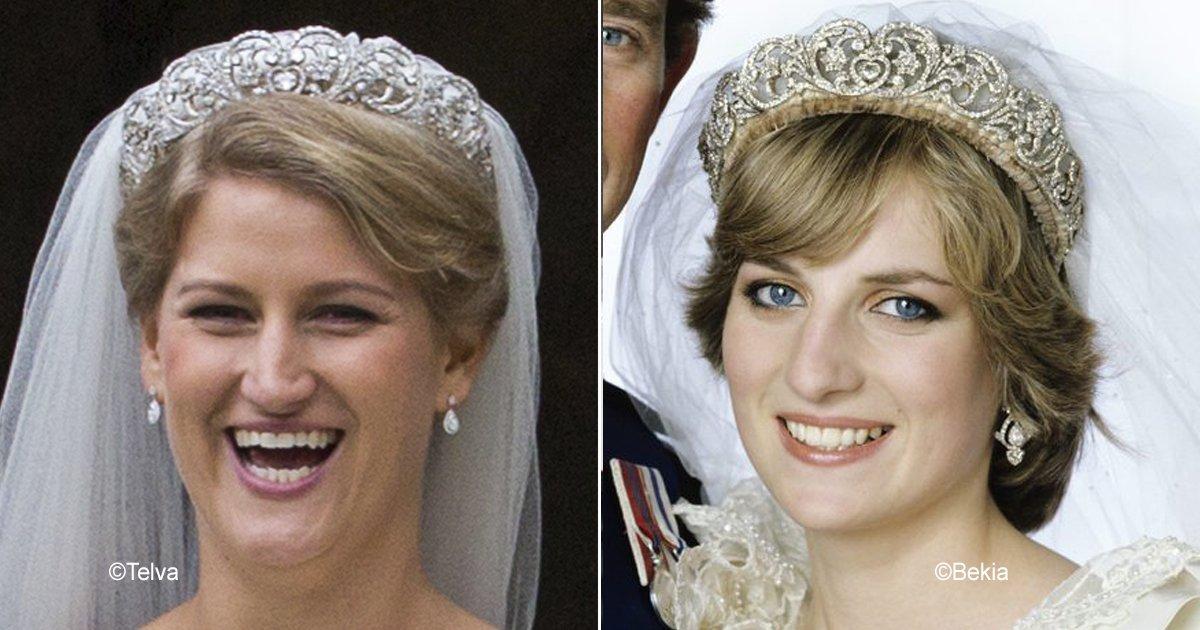 corona.jpg?resize=300,169 - La tiara que lució la princesa Diana en su matrimonio vuelve a usarse después de 20 años