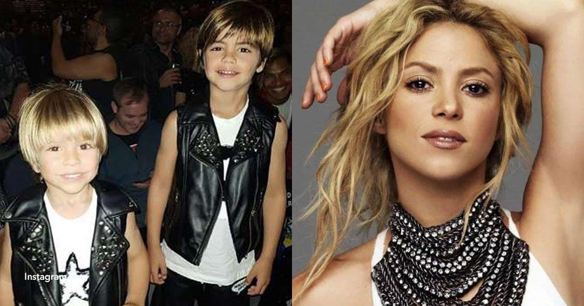 cov 1 17.png?resize=648,365 - Los hijos de Shakira sorprenden a todos sus fans con su impresionante parecido a mamá