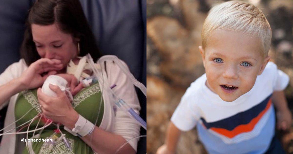 cov 1 29.png?resize=648,365 - La historia de amor entre esta madre y su bebé prematuro ha emocionado a todo el mundo