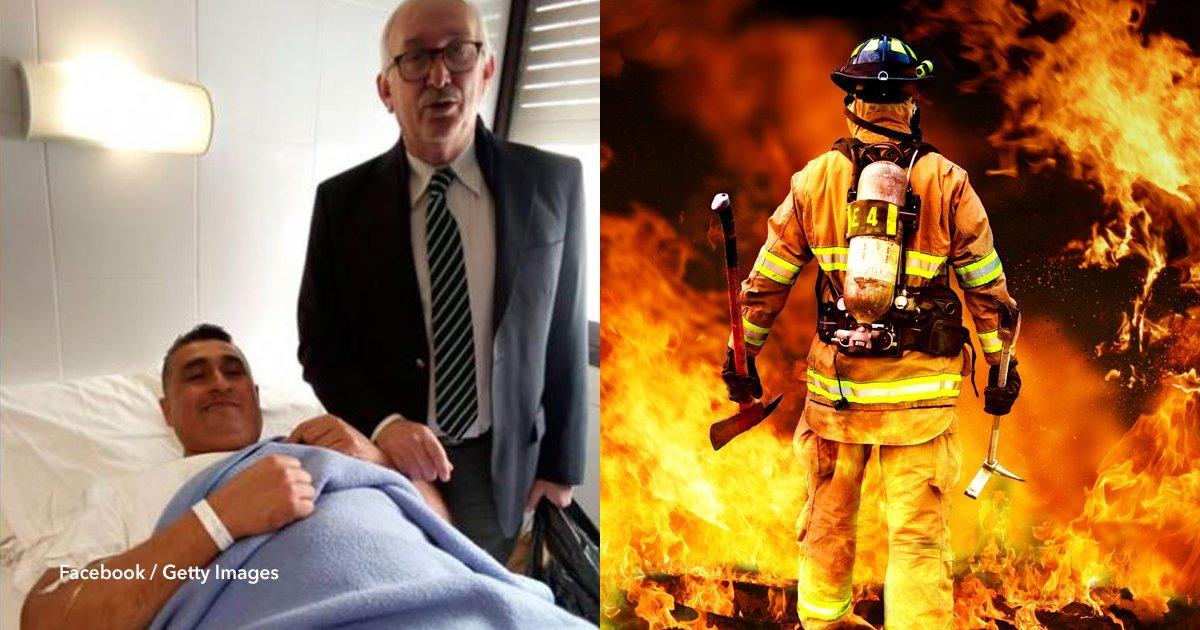 cov 1 30.png?resize=1200,630 - El noble gesto de un médico: Decidió operar gratis a su paciente por ser bombero voluntario