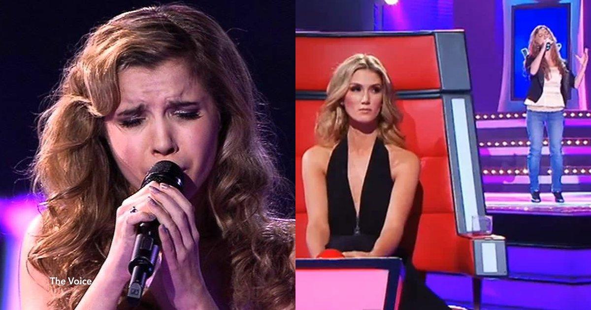 cov 1 44.png?resize=1200,630 - Uma garota cega apareceu em um show de talentos e o júri não pôde conter as lágrimas ao ouvir sua voz