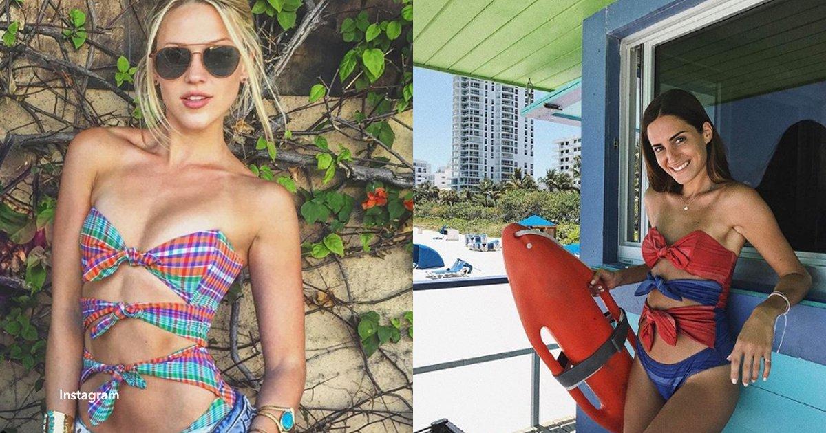 cov 1 5.png?resize=300,169 - El traje de baño más complicado del verano es furor en Instagram