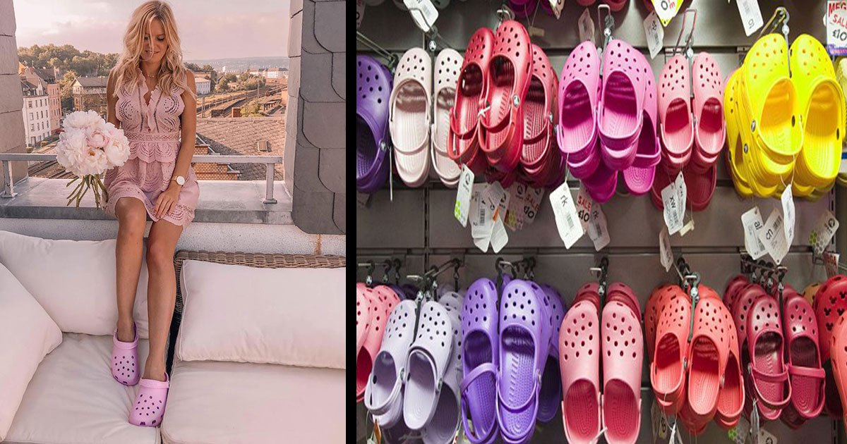 crocs shoe company shutting 99.jpg?resize=636,358 - Crocs Shoes Announces It's Closing All Of Its Manufacturing Facilities 'To Improve Profitability'