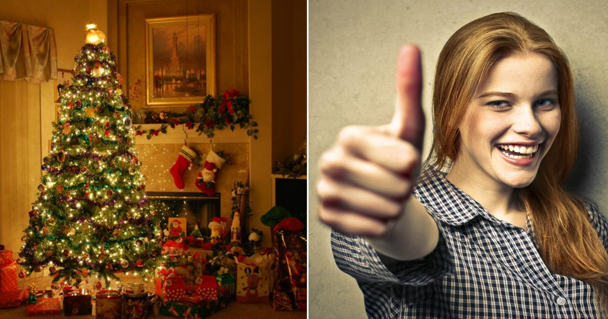 decor earlier.jpg?resize=636,358 - Science Reveals People Who Put Up Christmas Decorations Earlier Are Happier Than Those Who Don't