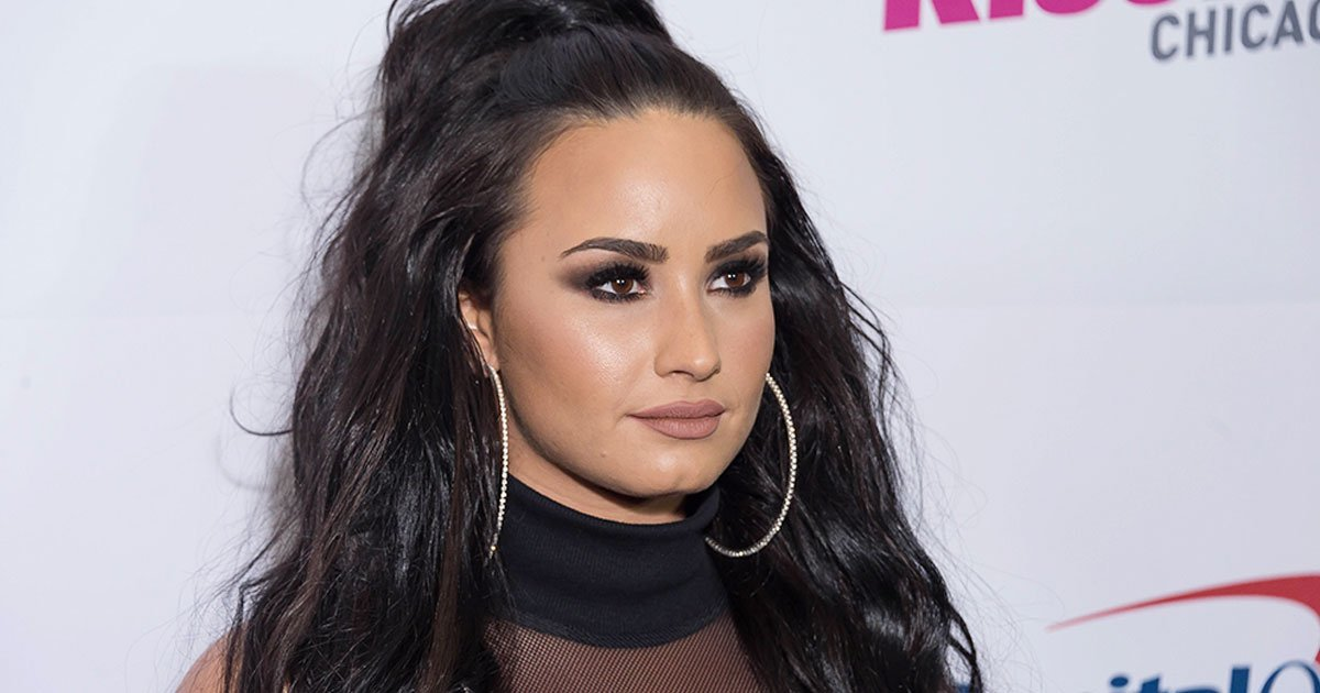 demi lovato posts note to fans.jpg?resize=1200,630 - Demi Lovato Posted A Heartfelt Note To Her Fans And Family For Their Love And Support