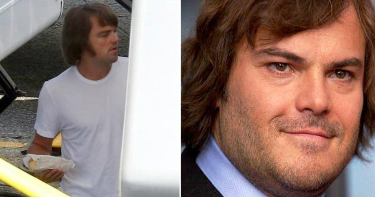di caprio hair.jpg?resize=1200,630 - Leonardo DiCarpio's New Facial Hair Makes Fans Look Twice – He Looks Exactly Like Black Jack!