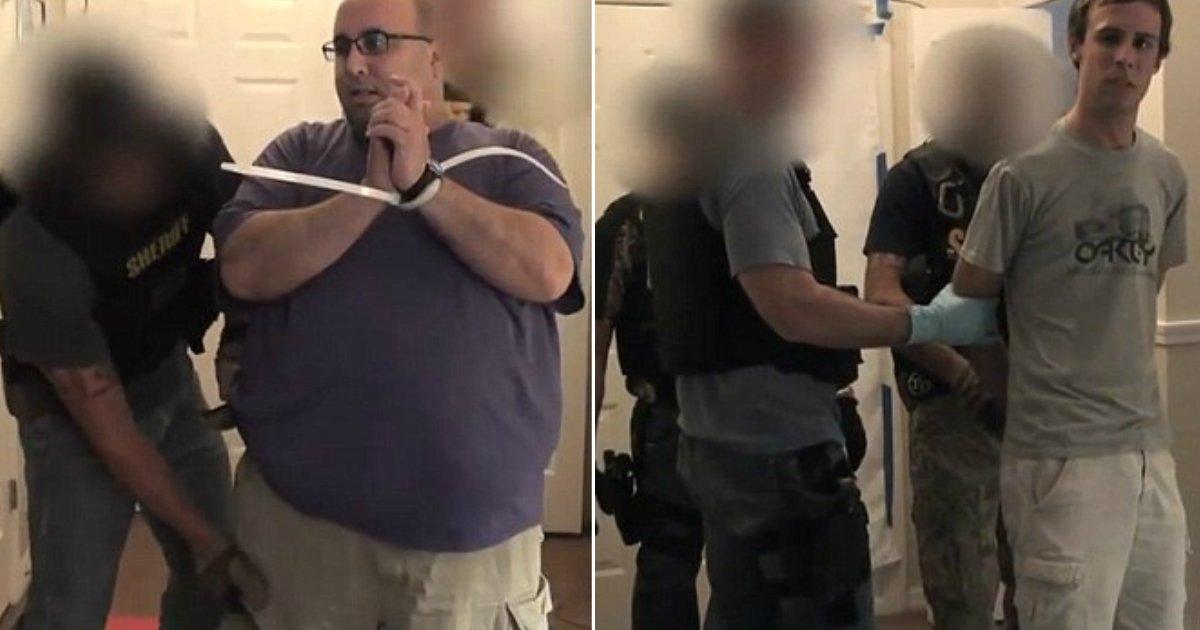 disney arrested.jpg?resize=636,358 - 35 employés Disney ont été arrêtés en lien avec des crimes sexuels sur mineurs.