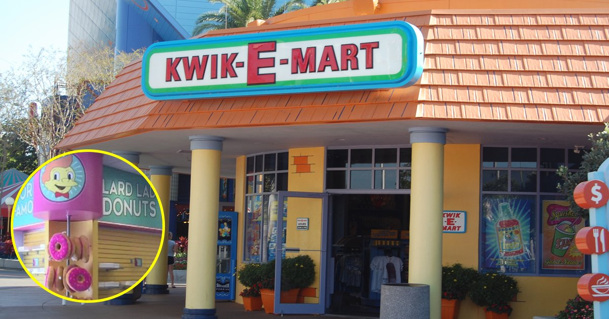 """dss.jpg?resize=412,232 - EUA ganham primeira loja """"Kwik-e-mart"""" do seriado ''Os Simpsons'': nela você pode comprar cerveja, Donuts e outros produtos iguais aos da série"""