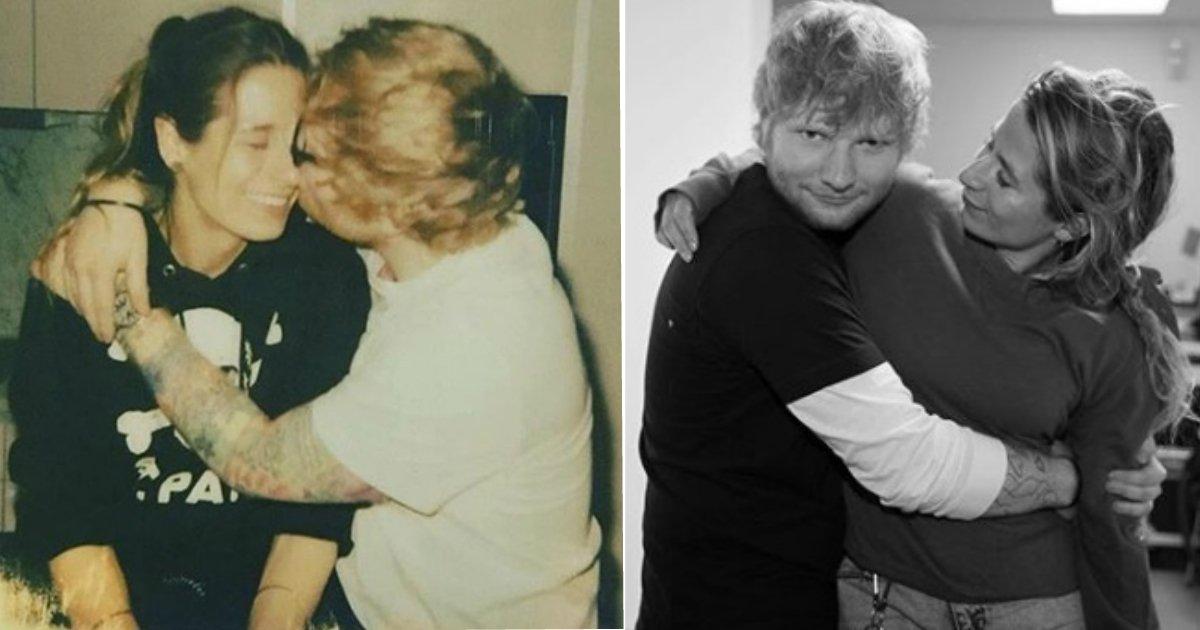ed marriage.jpg?resize=1200,630 - Ed Sheeran confirma que ele se casou oficialmente com a namorada de infância Cherry Seaborn