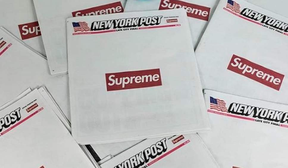 「new york post supreme」の画像検索結果
