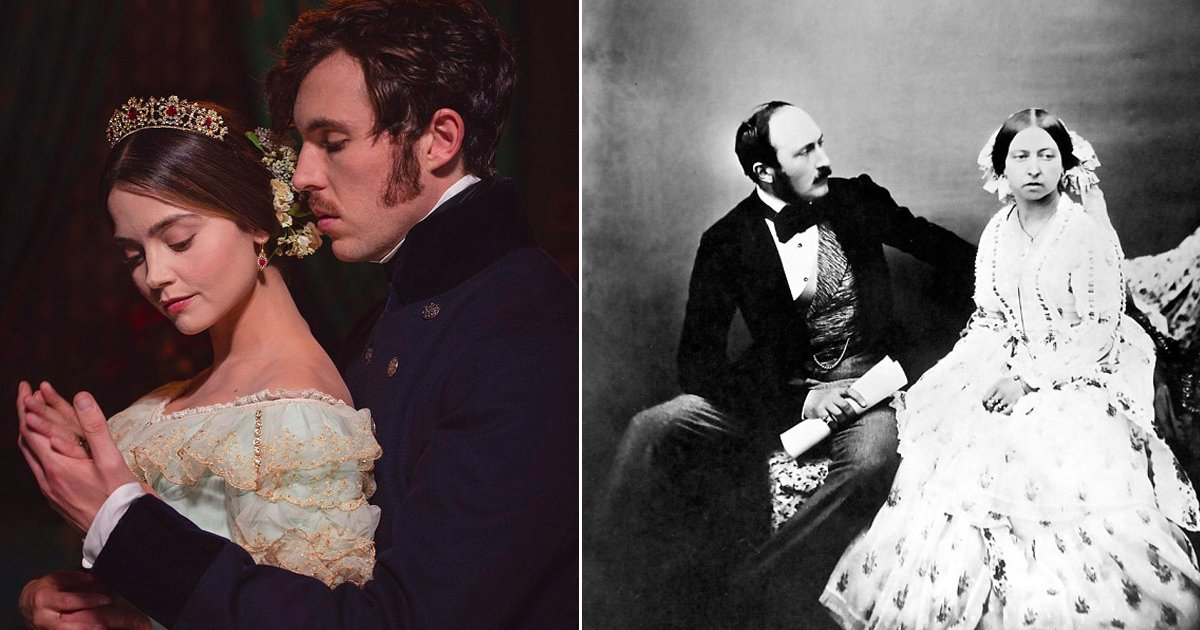 faaa 1.jpg?resize=412,232 - O casamento de Victoria e Albert é provavelmente o maior da história da realeza, mas a rainha escondia um SEGREDO!
