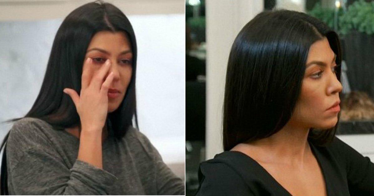 family break.jpg?resize=636,358 - Kourtney Kardashian Says She Is 'Ashamed' To Be Part Of Her 'Disgusting' Family And Skips Kim's Baby Shower