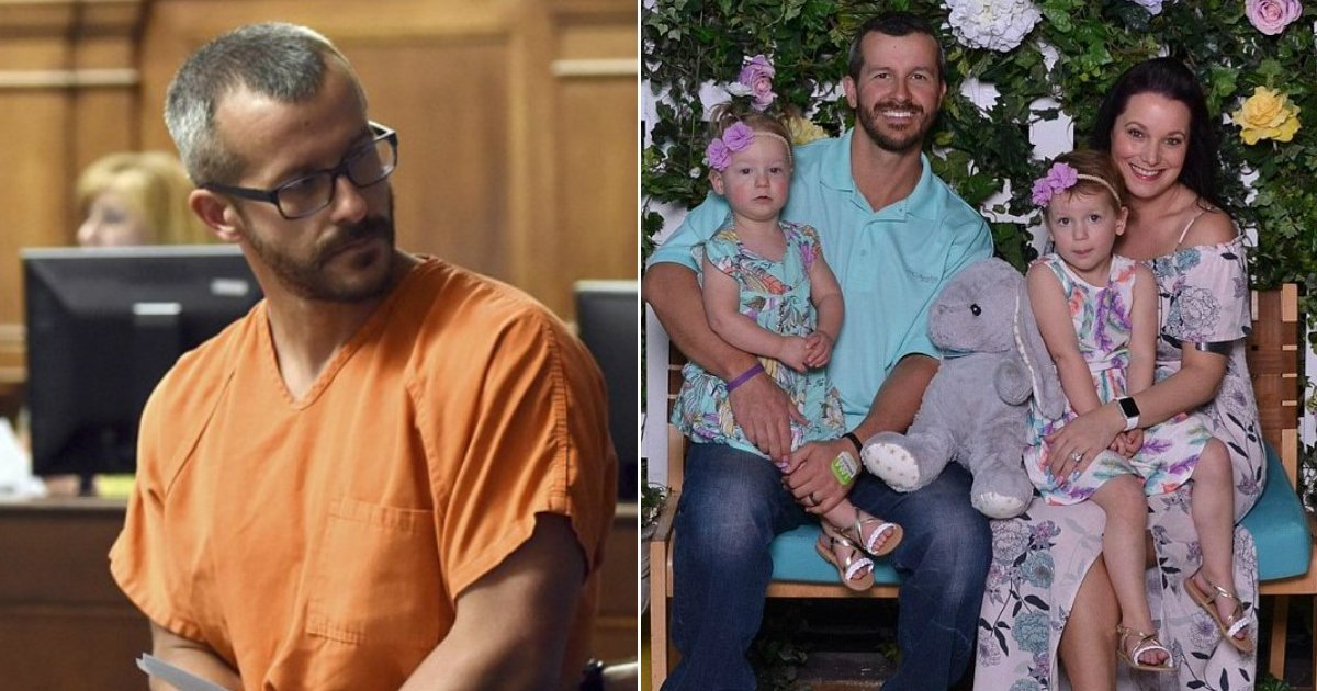 family murder.jpg?resize=636,358 - Un père accusé d'avoir assassiné sa famille affirme que son épouse a étranglé leurs enfants et que son action était pour la revanche
