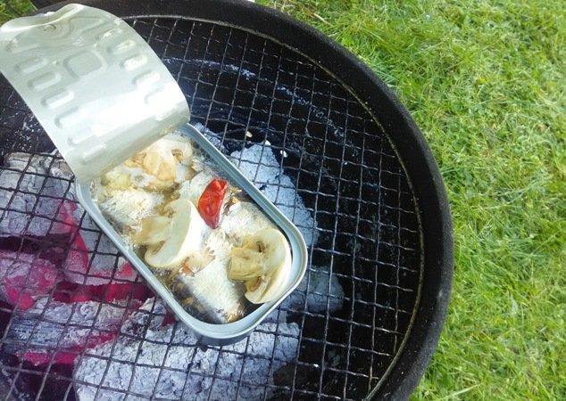 オイルサーディンとキノコのアヒージョ BBQ에 대한 이미지 검색결과