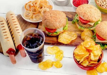 不健康な食事에 대한 이미지 검색결과