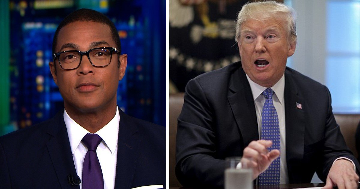 featured image 28.jpg?resize=636,358 - Don Lemon Rips Trump Over Personal Attack On Himself And NBA Star LeBron James In Epic 9-Minute Monologue