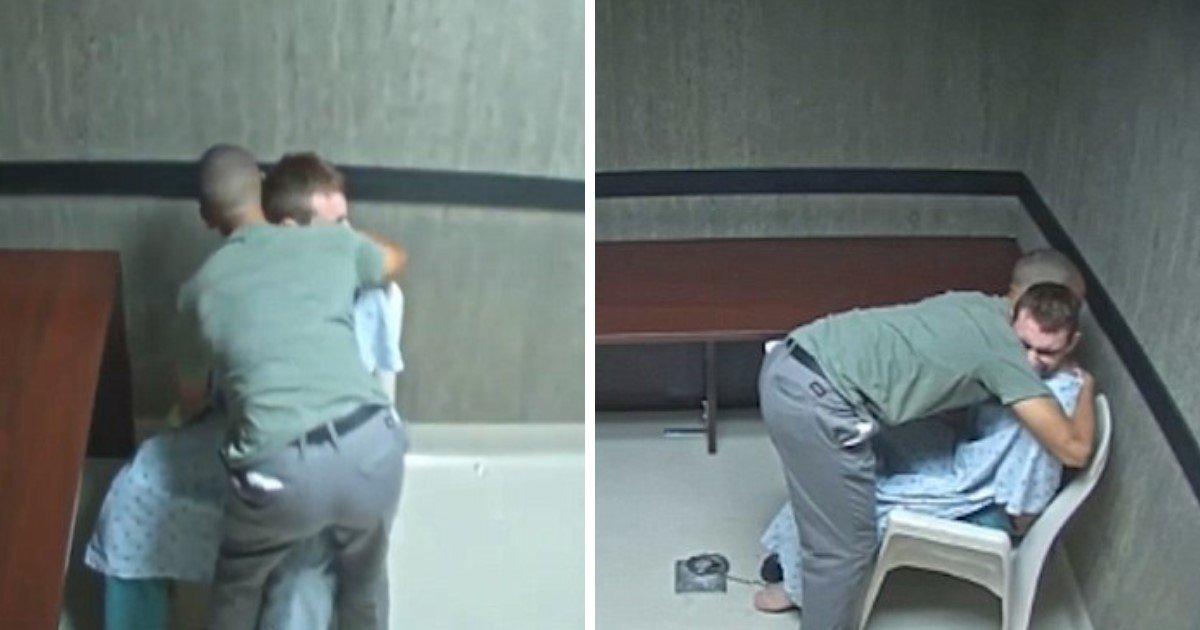 featured image 30.jpg?resize=300,169 - Le tireur de Parkland Nikolas Cruz s'effondre en larmes dans les bras de son frère après avoir confessé l'assassinat de 17 personnes