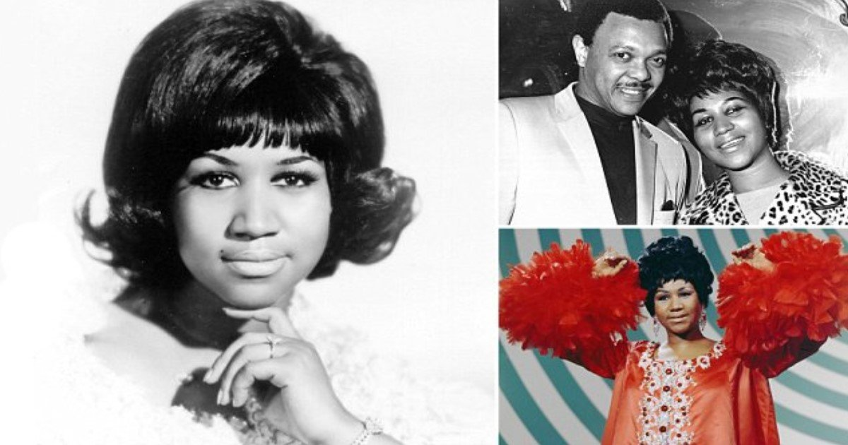featured image 55.jpg?resize=412,232 - 'Queen Of Soul' Aretha Franklin Overcame A Devastating Personal Life To Become One Of The Greatest Singers Ever