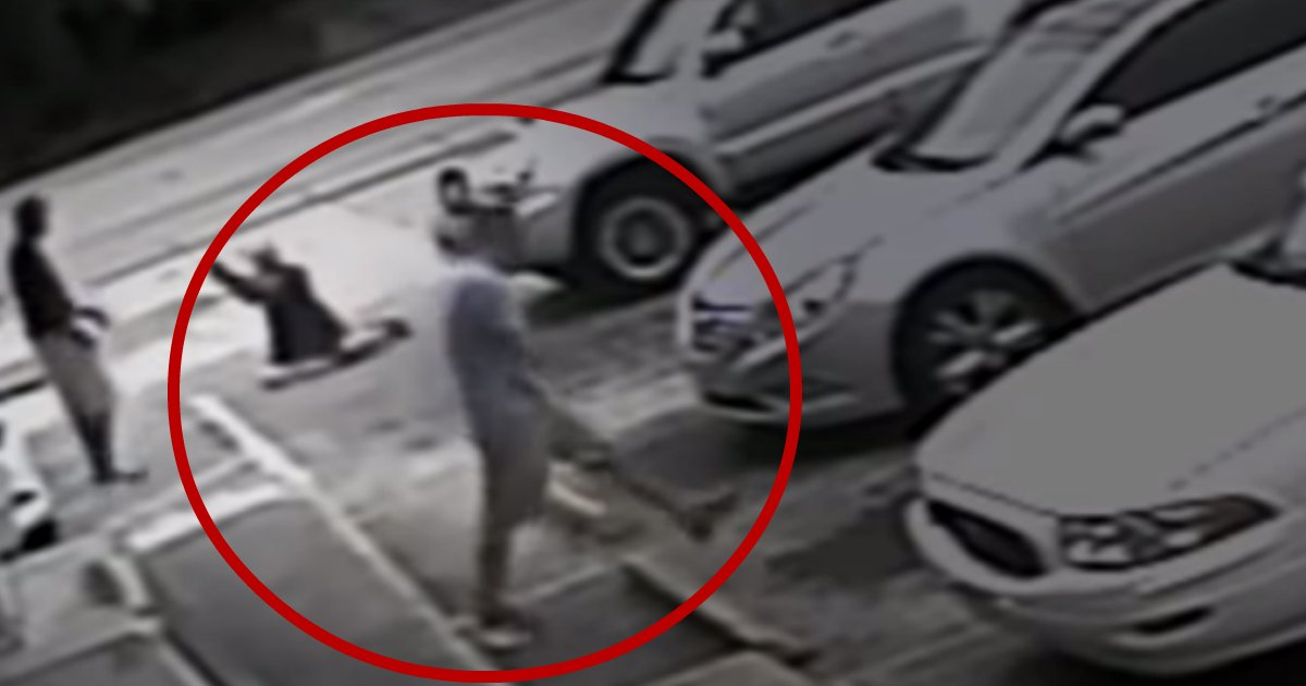 for parking.jpg?resize=636,358 - Man Who Shot Another During A Fight Over A Parking Space Gets Away With Murder Due To Current Law