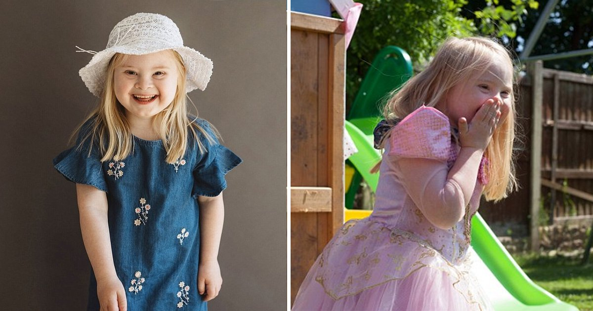 gaaa.jpg?resize=648,365 - At 7, Girl With Down Syndrome Is Already Forging The Most Successful Modeling Career