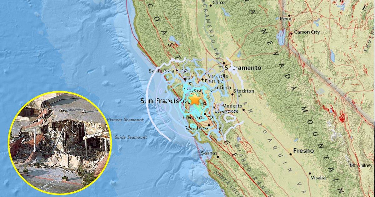 """gag 2.jpg?resize=1200,630 - Enquanto 69 tremores significativos sacodem o anel de fogo do Pacífico, os pesquisadores dizem que um """"grande"""" está prestes a atacar a Califórnia"""