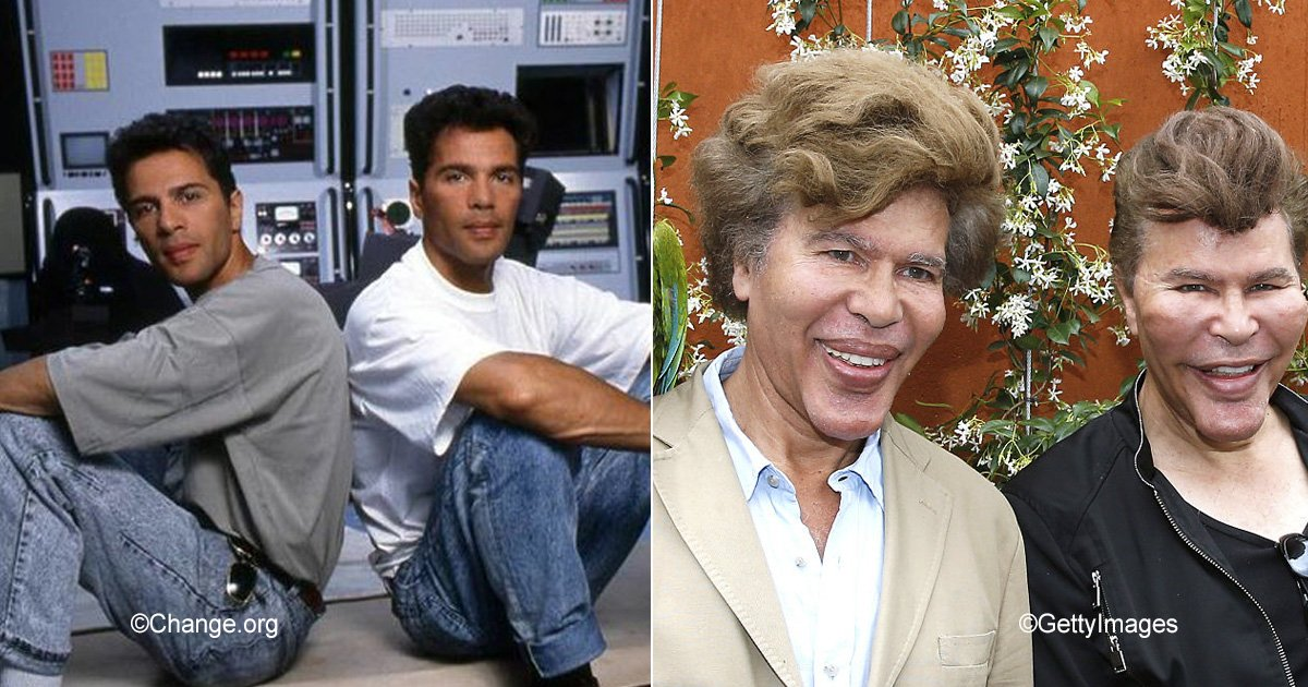 """gemelos.jpg?resize=300,169 - Los """"gemelos de plástico"""", así se les conocen a los famosos hermanos Bogdanoff"""