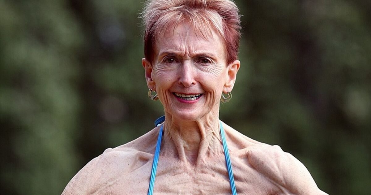 grandma.png?resize=412,275 - 75-Year-Old Bodybuilding Grandma Revealed Her Diet That Keeps Her In Shape