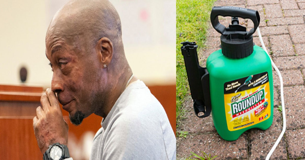 h 2.jpg?resize=1200,630 - School Groundkeeper Was Awarded $289 Million By Jury As He Claimed Weedkiller Roundup Caused Him Lymphoma