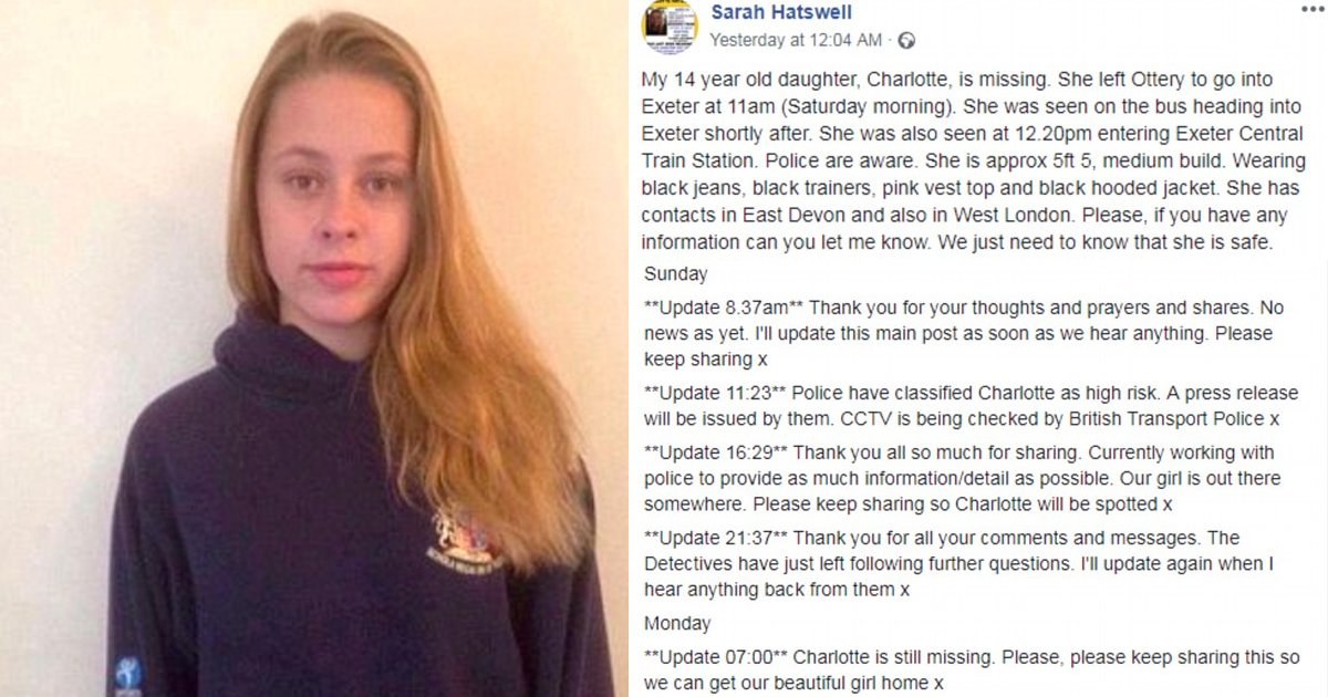 haa 2.jpg?resize=300,169 - Mother Makes A Frantic Plea To People Over The Internet To Help Find Her Missing Daughter