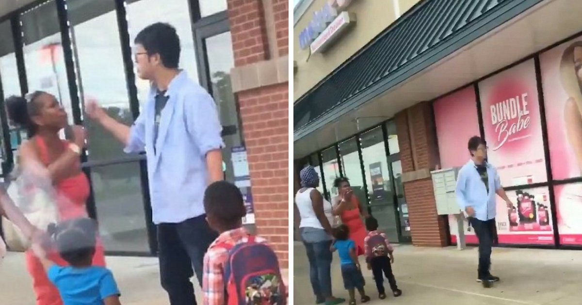 harding6.png?resize=1200,630 - Male Beauty Supply Store Owner Attacked A Mother After Her 3-Year-Old Son Took A 99 Cent Keychain