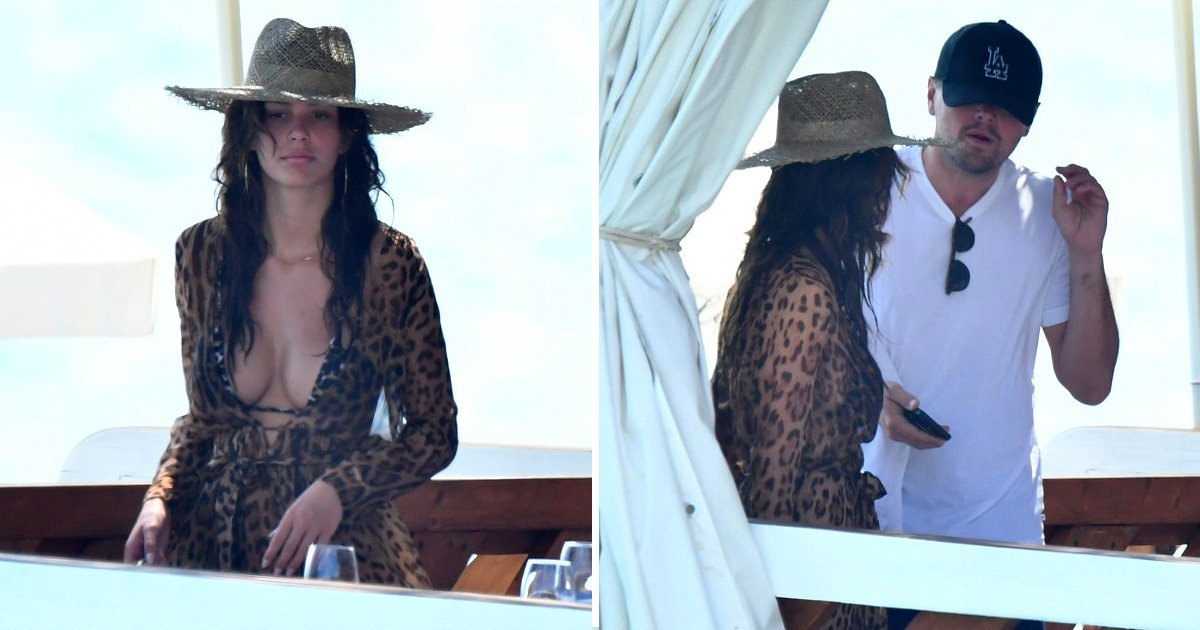 haw.jpg?resize=1200,630 - Leonardo Dicaprio Spotted Enjoying A Sun-kissed Holiday With Bikini-clad Girlfriend Camila Morrone
