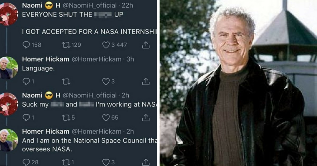 hickam6.png?resize=412,232 - Woman Lost Her Internship At NASA After A Vulgar Series Of Tweets Just Hours After She Was Accepted For The Job