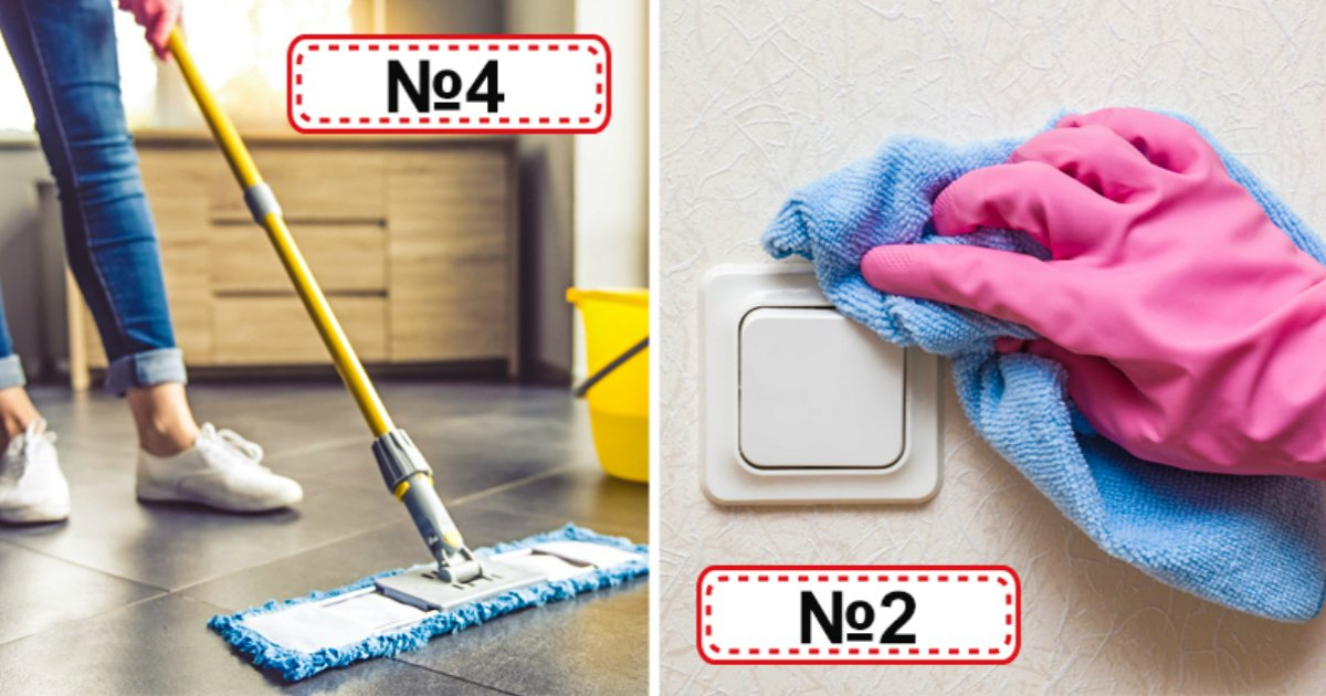 hotel clean.jpg?resize=412,232 - 11 Tricks For Fast Cleaning Picked Up From Maids Of 5-Star Hotels
