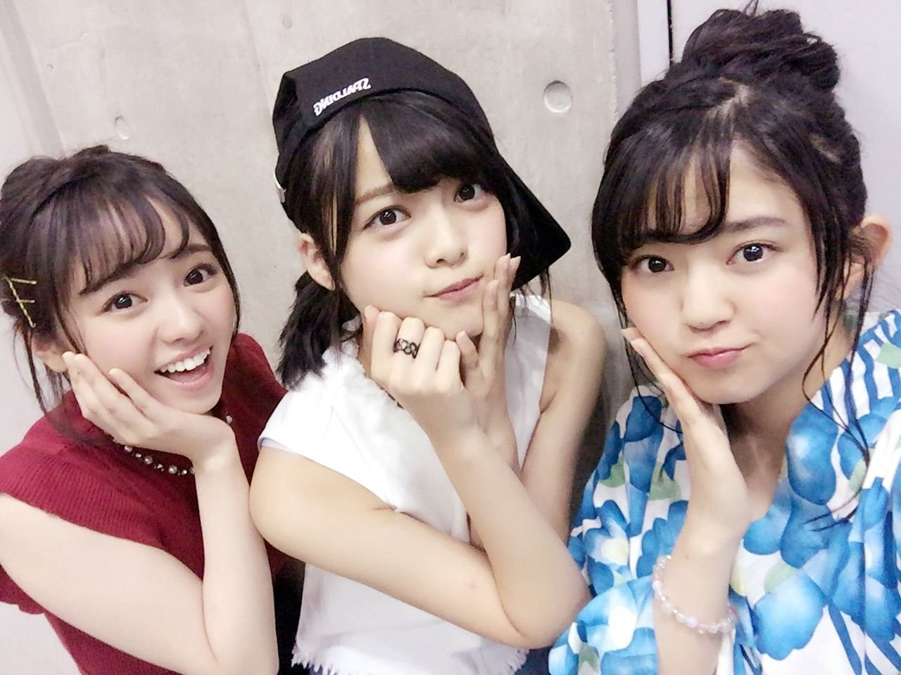 Image result for 平手友梨奈 鈴本美愉 今泉