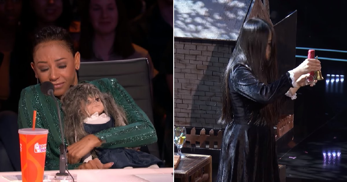 img 5b658dcaae7bb.png?resize=412,275 - 'Sacred Riana' Summoned Imaginary Friend In Magic Performance At America's Got Talent