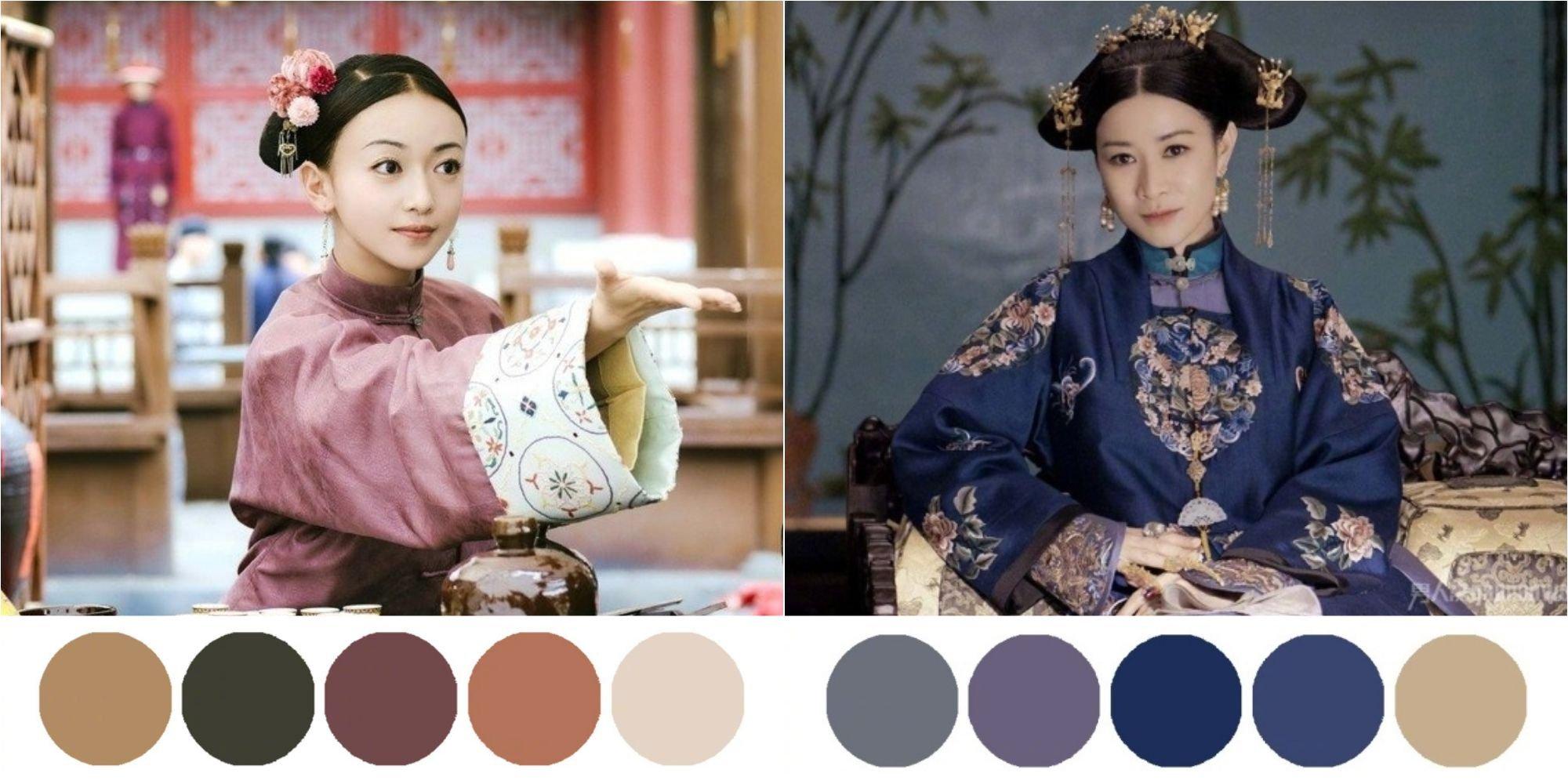 img 5b84835736f8d.png?resize=648,365 - 《延禧攻略》根本不是莫蘭迪色!一窺「中國傳統國畫色」的神秘灰色調