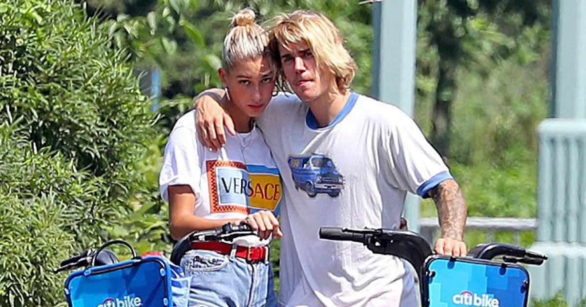 justin beiber hailey baldiwn.jpg?resize=1200,630 - Justin Bieber And Hailey Baldwin Break Down During An Emotional Outing In NYC