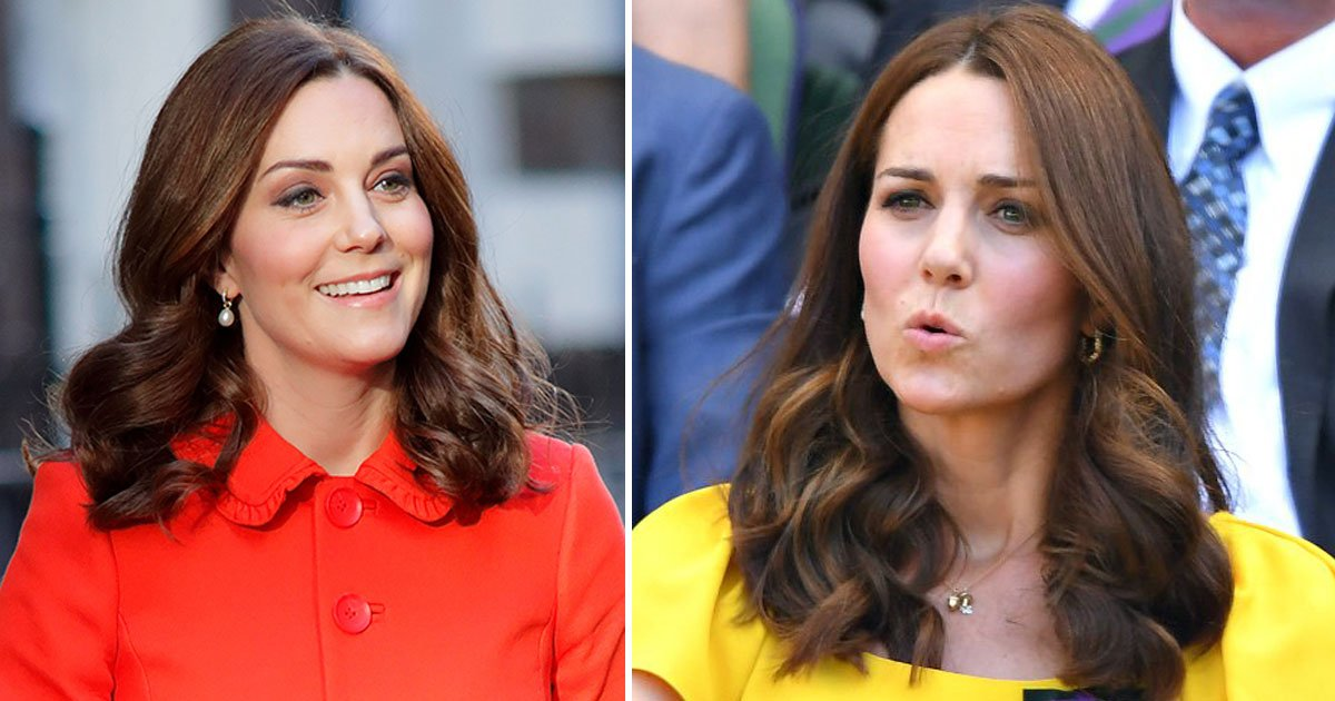 kate middleton.jpg?resize=648,365 - Kate Middleton n'attache jamais ses cheveux, en voici la raison...