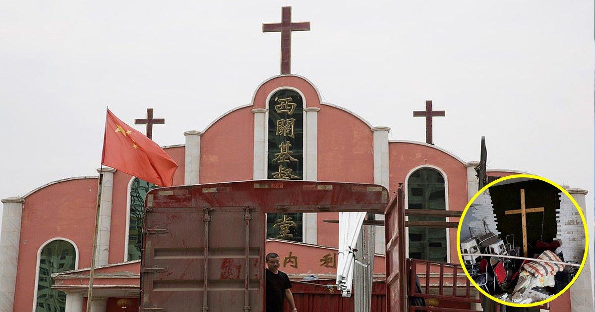 kjk.jpg?resize=412,232 - Le gouvernement chinois défie-t-il l'amendement de la Constitution relatif à la liberté de religion?